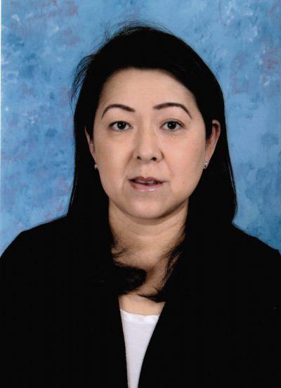 Miwa Bolick : Japanese Class Assistant Teacher